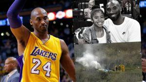 ABD'li basketbolcu Kobe Bryant helikopter kazasında hayatını kaybetti
