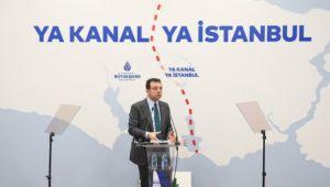 İBB Başkanı İmamoğlu : Milletimiz adına yalvarıyorum, vazgeçin..