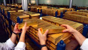 Merkez Bankası altın alımında dünya birincisi oldu