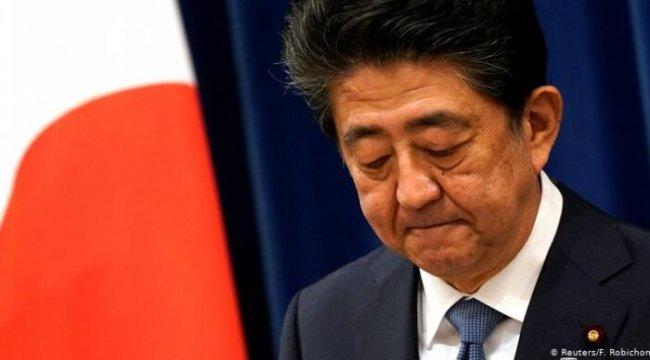 Japonya Başbakanı Abe'nin beklenmedik istifası