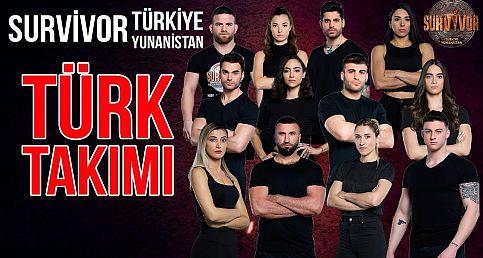Türkiye Takım Tanıtımı   Survivor Türkiye - Yunanistan